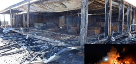 Massale steunbetuigingen voor eigenaren Bar Goed; geen aanwijzingen voor brandstichting