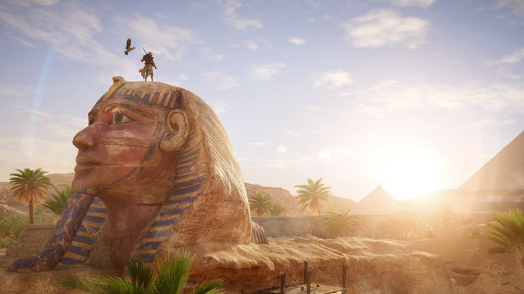 Assassin's Creed: Origins Beeld rv