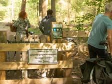 Afsluiting van fietsroute vergroot druk op landgoed bij Lage Vuursche