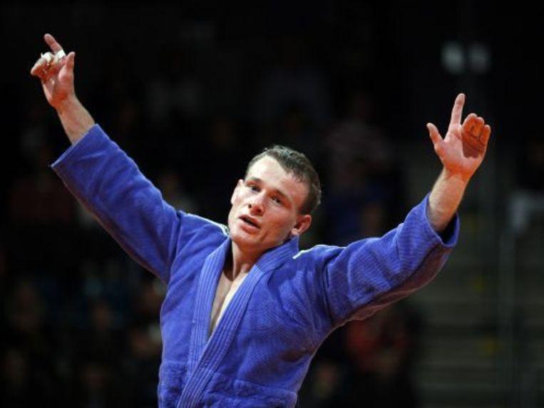 Judoka Jeroen Mooren. ANP Beeld