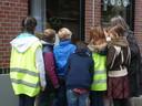 Kinderen van basisschool De Elzen bezoeken hun eigen 'museum'