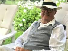 Zelfs een verkeersongeluk sloeg oud-burgemeester Van Ee niet uit het veld: 'Niet klagen, maar dragen'