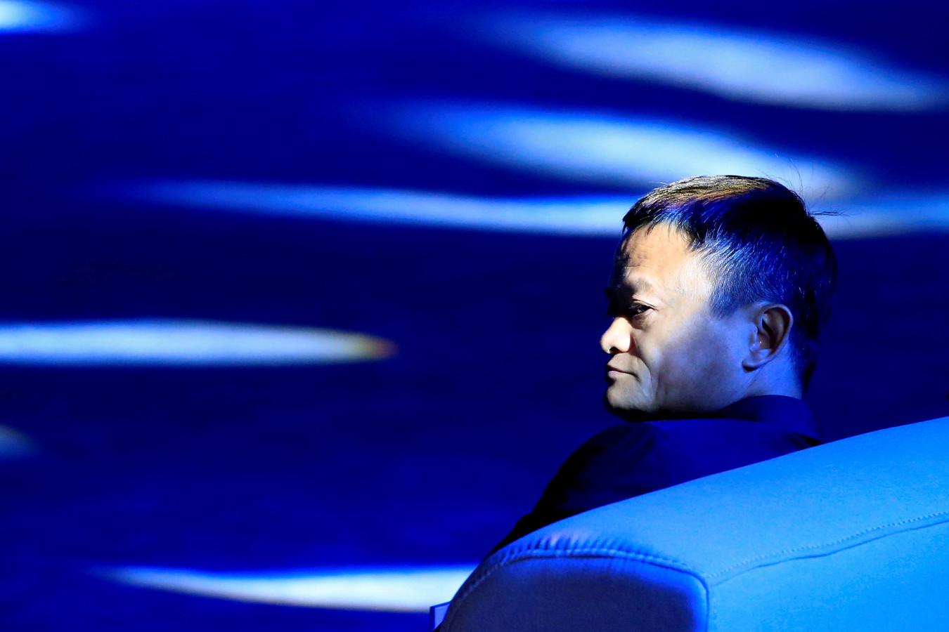 Jack Ma, topman van Alibaba.
