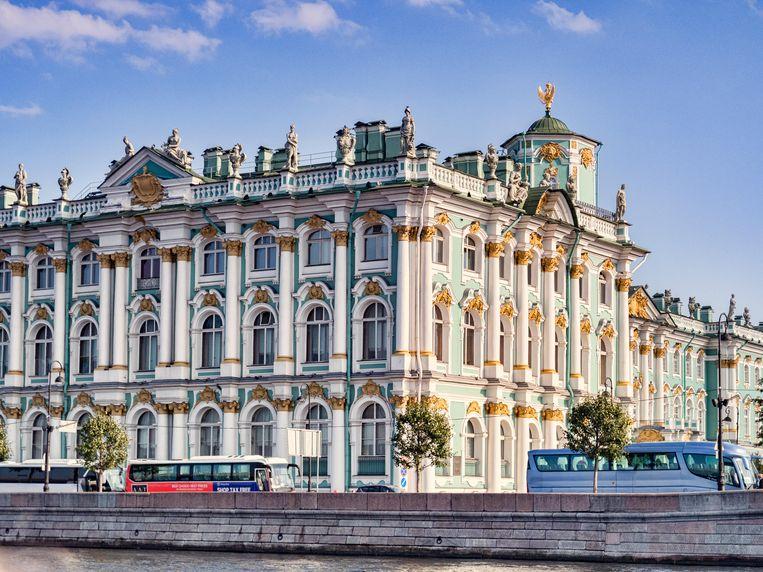 Het Hermitage Museum. Beeld Alamy Stock Photo