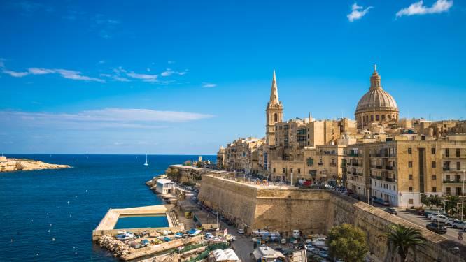 Niet-gevaccineerden dan toch welkom in Malta, quarantaine wordt verplicht