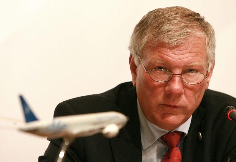 Een van de 24: Leo van Wijk (voormalig KLM-topman). © ANP Beeld