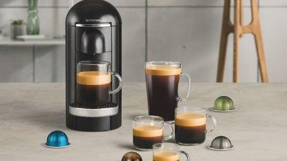 """Kritiek op Nespresso's nieuwe capsule: """"Consument mag nooit gedwongen worden tot slechts één duurdere keuze"""""""