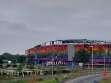 KAA Gent doet wat van UEFA in München niet mag: Ghelamco Arena licht op in regenboogkleuren