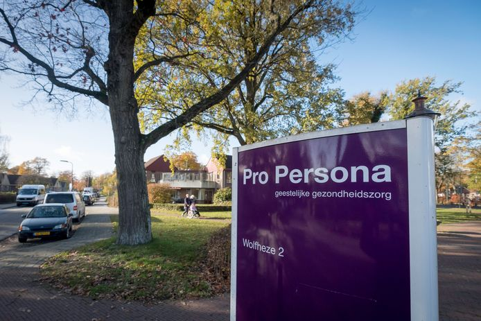 Het terrein van Pro Persona