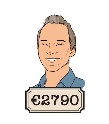 Kevin (33): 'Als wetenschapper moet je jezelf terugverdienen en geld binnenhalen'