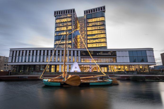 Almelo moet in de toekomst een waar paradijs zijn voor watersportliefhebbers en volledig toegankelijk per boot.