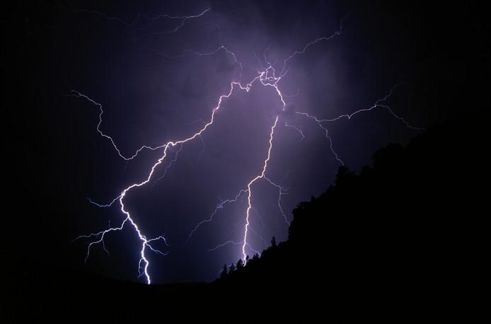 Des averses prévues dans l'après-midi dimanche pourront être intenses voir accompagnées d'orages dans tout le pays à l'exception de la côte et de la Flandre occidentale.