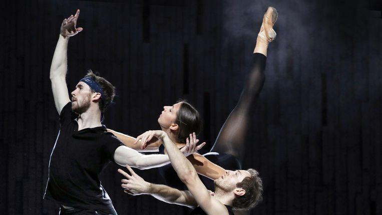 Requiem is een opeenstapeling van stijlen en invloeden. Beeld Hans Gerritsen/Het Nationale Ballet