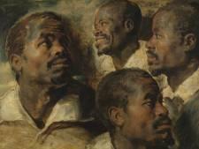 """Unieke studie van Rubens' studiekoppen door Museum voor Schone Kunsten: """"Knip- en plakwerk avant la lettre"""""""