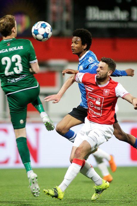 Samenvatting   MVV Maastricht - FC Den Bosch