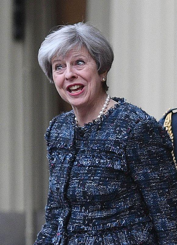 De partij van premier Theresa May boekt grote winst in de lokale verkiezingen.