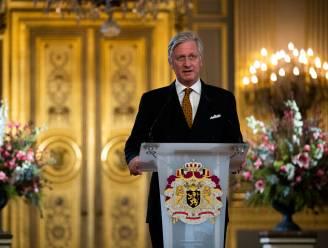 """Koning Filip over Belgische rol in coronavaccins: """"Hele wereld rekent op ons"""""""