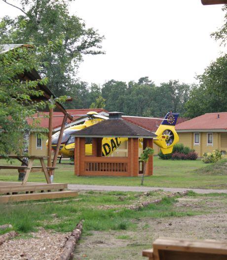 Ernstig gewond na ongeluk met barbecue op vakantiepark