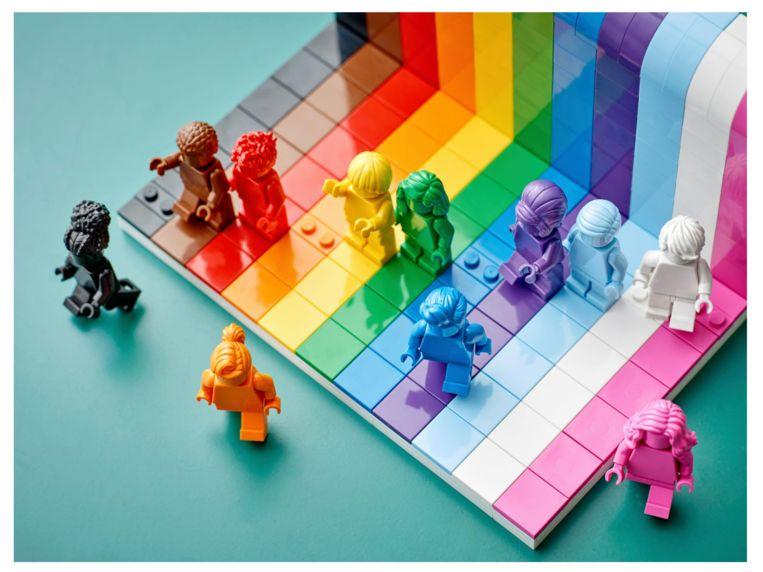 Everyone is Awesome van Lego. Beeld RV
