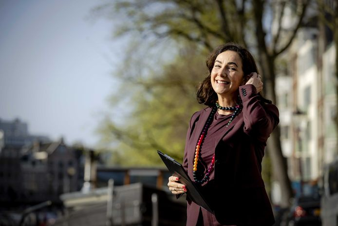 Burgemeester Femke Halsema is vanavond te gast in College Tour.