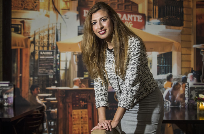 Mari Ailo Zaia is de nieuwe lijsttrekker van D66 in Oldenzaal.