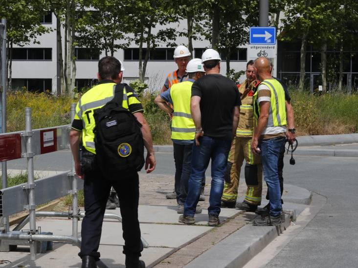 Mogelijke fosforgranaat gevonden op Strijp-S in Eindhoven
