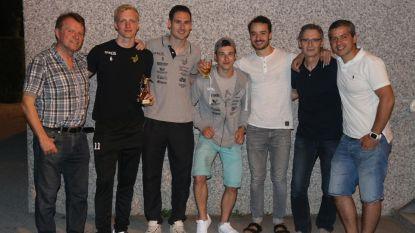 Olivier Verstraete krijgt Gouden Viking van supporters