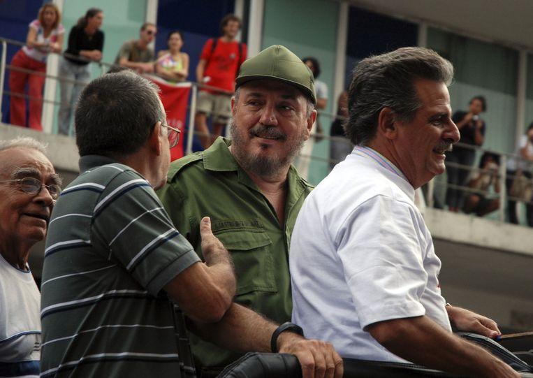 Fidel Castro Díaz-Balart. Beeld AFP