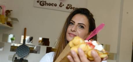 Jenny begint een 'instaproof' paradijs voor zoetekauwen: 'Dit heeft Enschede nodig'