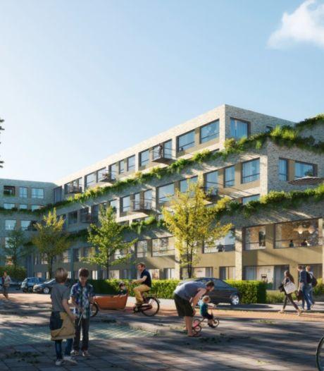 Oud kantoorgebouw in Nieuwegein maakt plaats voor 59 appartementen, bouw begint eind van het jaar