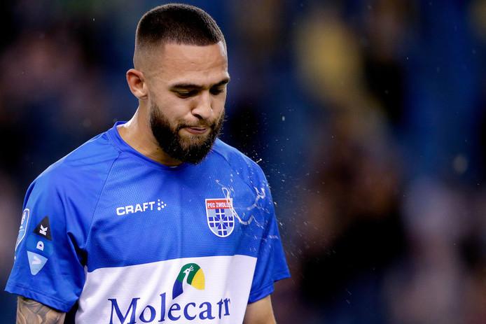 Stanley Elbers is verlost van zijn bijrol bij PEC Zwolle, door zich de rest van het seizoen te laten verhuren aan het gepromoveerde RKC.