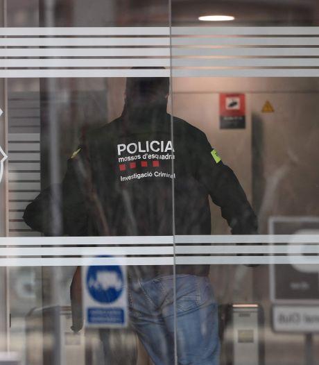 Politie-inval is de zoveelste zwarte bladzijde in een hectisch en somber jaar voor Barça
