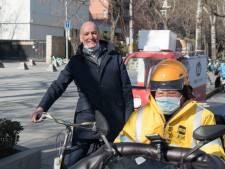 Wim was net ambassadeur in China toen corona uitbrak: 'Het is mijn werk, ik moet híer zijn'