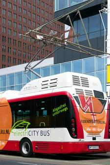 'Hagenaar kan wellicht zelf auto opladen aan bovenleiding tram'