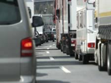 Ongeluk op A2 bij Maarheeze richting Eindhoven, weg weer vrij