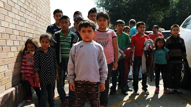 Bijna 14.000 migrantenkinderen aan zuidgrens onder toezicht van Amerikaanse autoriteiten