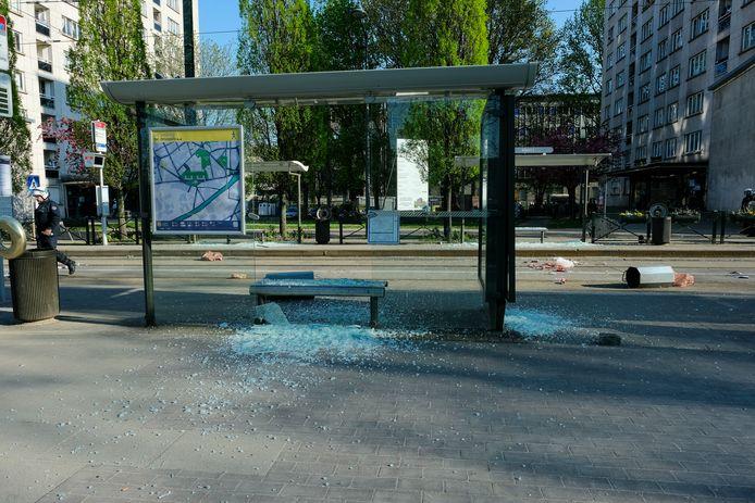 rellen in Anderlecht: Albert I plaats