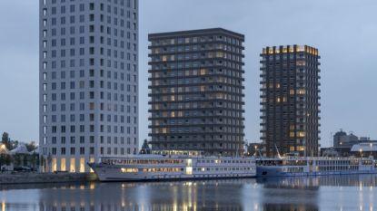 Torens van Westkaai in Antwerpen bij 7 beste baksteengebouwen ter wereld