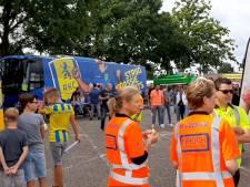 Open dag bij RKC Waalwijk: Hans kan niet zonder geel en blauw