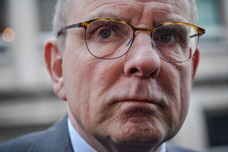 Minister van Justitie Koen Geens (CD&V) meldde dat hij op zoek gaat naar een draagvlak voor de opvang van Syriëstrijders. Beeld Photo News
