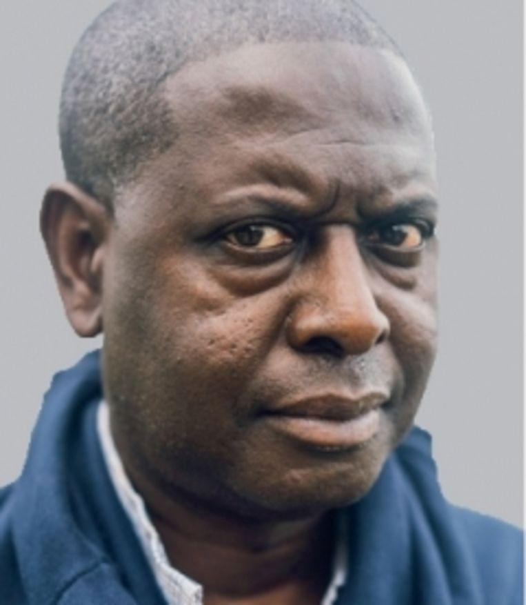 Paul Beloy: 'Eén Afrikaan is klein, lief en schattig, een boot vol vluchtelingen is een bedreiging.' Beeld