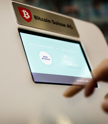 Eerste Bitcoin-automaat van Nederland geopend in Den Haag