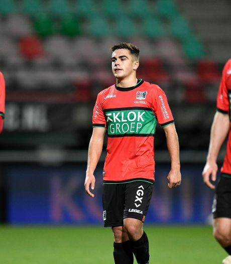 Kwartfinale NEC in KNVB-beker tegen VVV afgelast