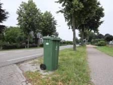 Huisvuil in straten Westerhoven niet opgehaald: 'Links en rechts staan kliko's nog aan de weg'