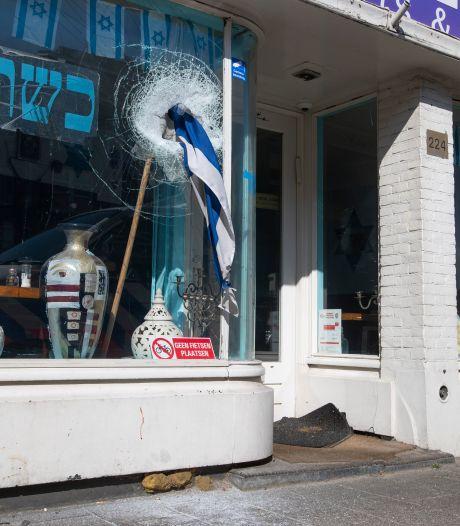 OM: Belager van koosjer restaurant in Amsterdam had terroristisch motief