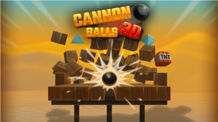 Canon Balls 3D