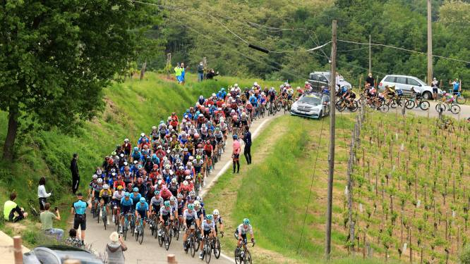 Nu ook officieel: parcours van 19de Giro-etappe aangepast na drama met kabelbaan, volledig peloton ook negatief getest op corona