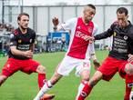 Teruglezen: Ajax morst bij Excelsior dure punten in titelstrijd
