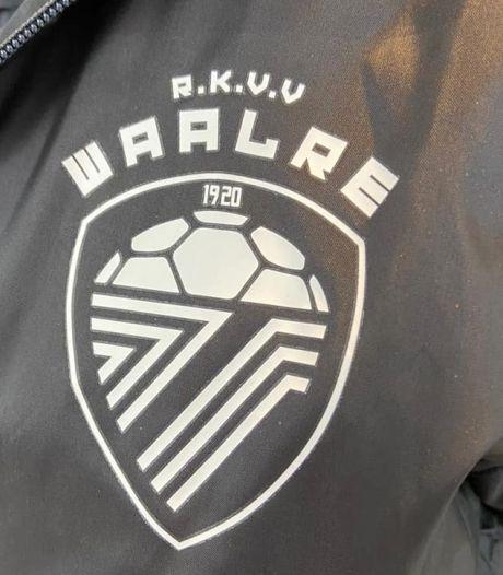 RKVV Waalre presenteert nieuw clublogo