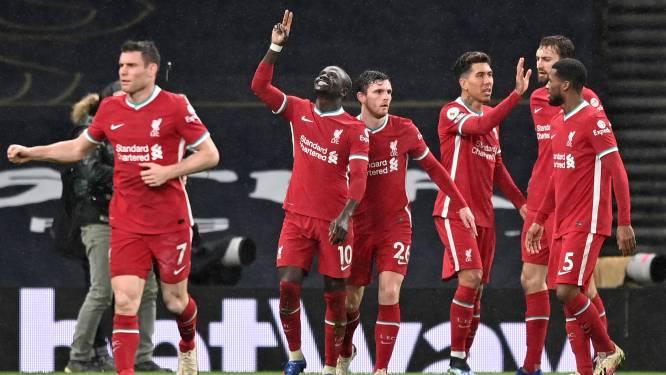 Rampzalig avondje voor Tottenham: Spurs lijden 1-3-nederlaag tegen Liverpool en zien Kane uitvallen